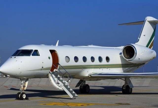 Private Gulfstream G350 Flight