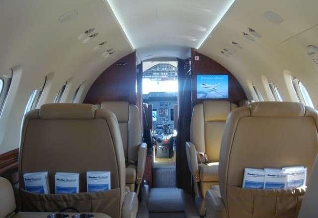 Hawker 750 Jet Charter flights