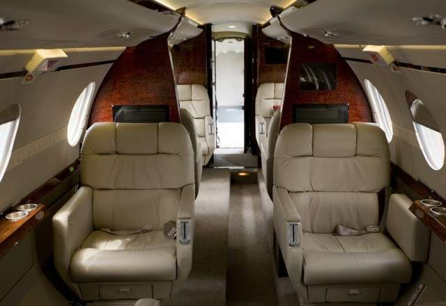Jetstream 41 interior