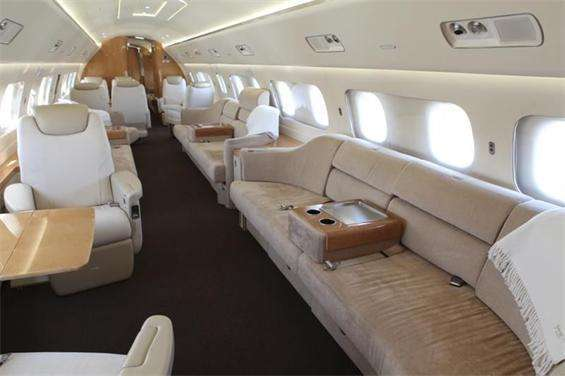 Embraer Lineage Private Jet