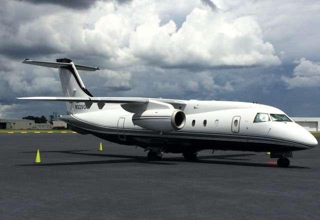 Dornier 328 Private Jet Charters