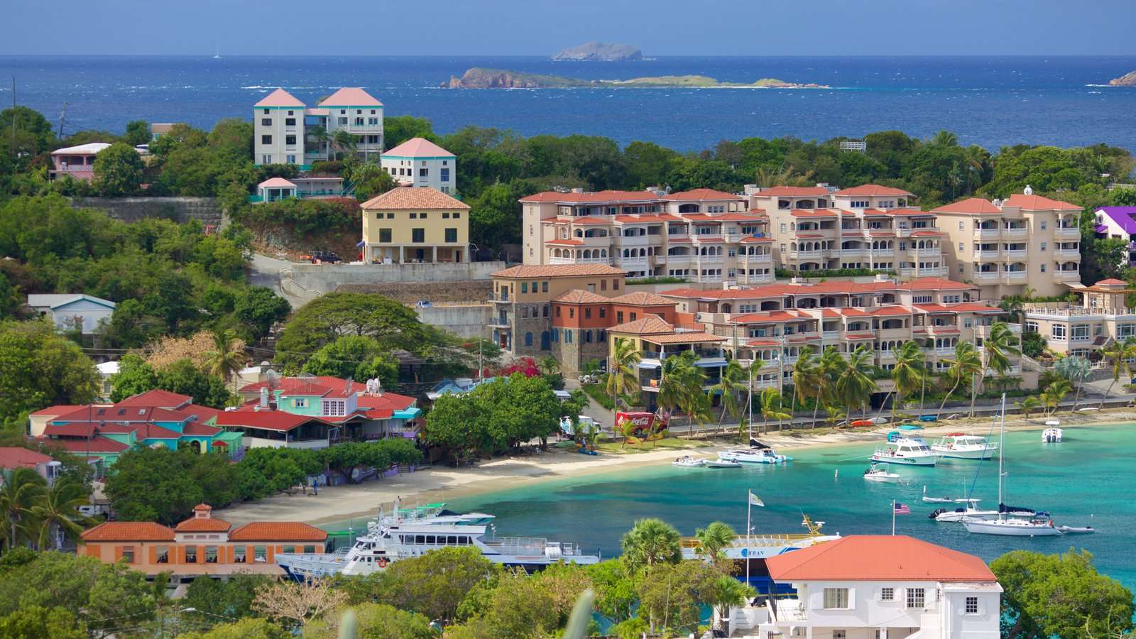 Private Jet to US Virgin Islands | Stratos Jets Charters