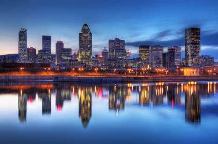 Montreal Jet Charter Flights