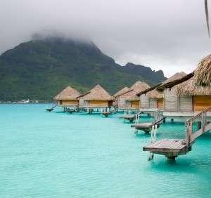 private jet charters Bora Bora