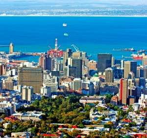 private jet charters Cape Town