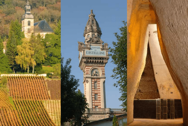 Explore the birthplace of champagne, now on the UNESCO World Heritage list.