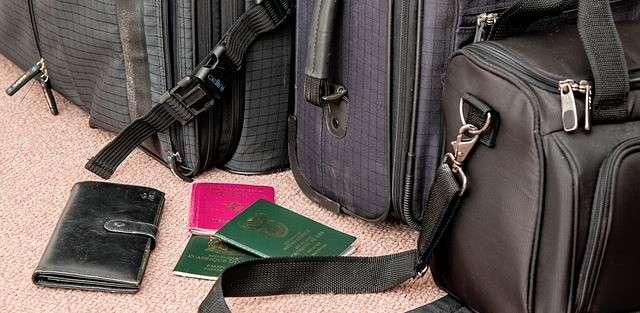 Passports private jets