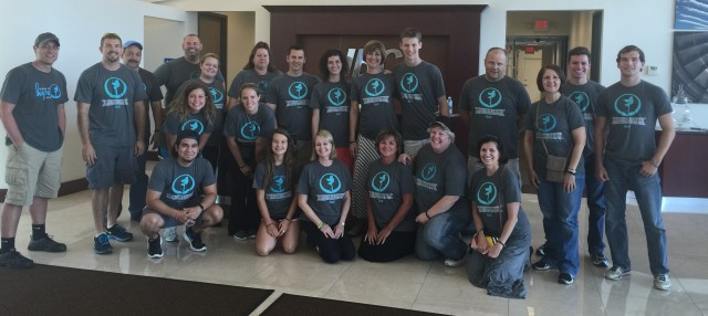 Stratos agents dived in to arrange the flight that got this Texas church group to Haiti for a very important mission trip.
