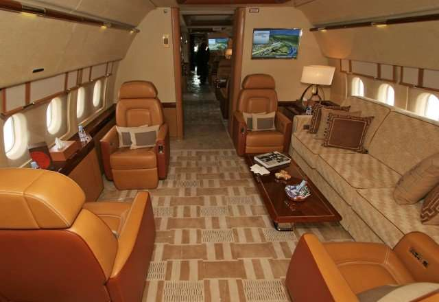 Private Jet Charter Airbus