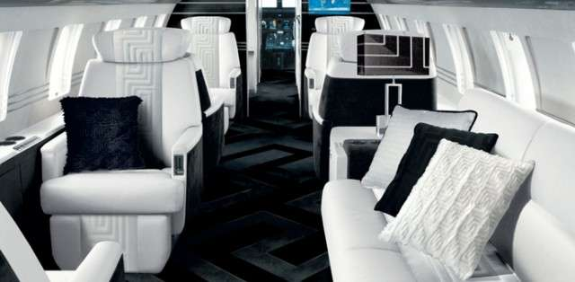 versace_luxury private jets