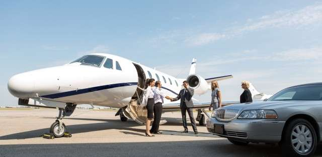 On Demand Jet Charter Flights