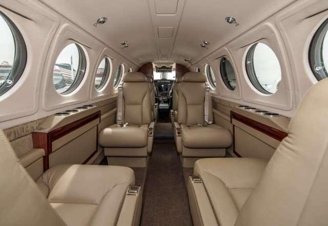 Charter Rates King Air 250