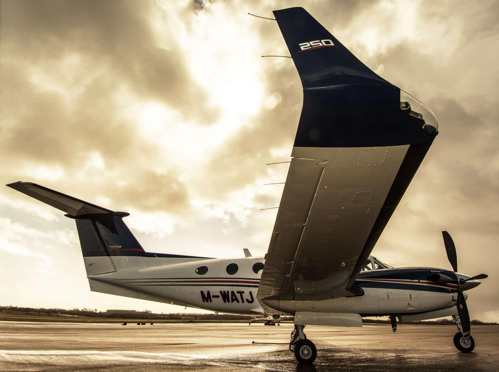 Beechcraft King Air 250