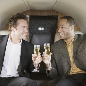 Jet Charter Flights for Bachelor Parties