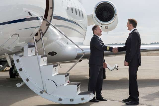 Executive jets and safety