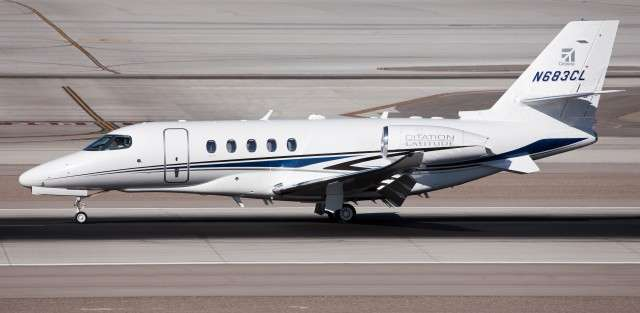 Book Citation Latitude Private Jet Flight