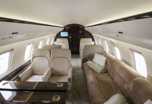 Private Jets for Groups
