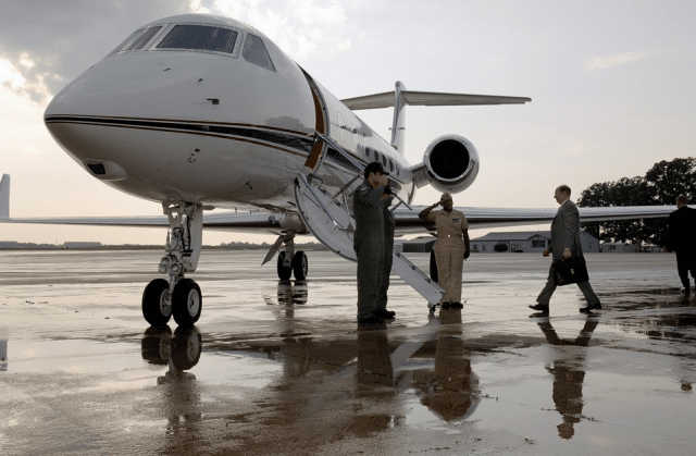Private Jet Travel for Executives