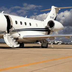 Private Jet for Rent: The Mid-size Jet Category