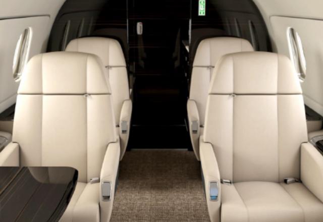 Legacy 450 Jet Charter