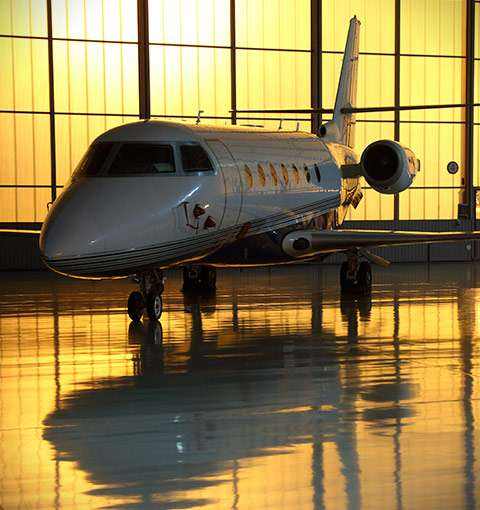 Super Mid-Sized Charter Jets