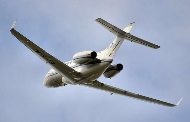 Choosing private jet charters