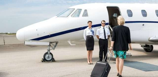 Private jets with the best luggage capacity in their class