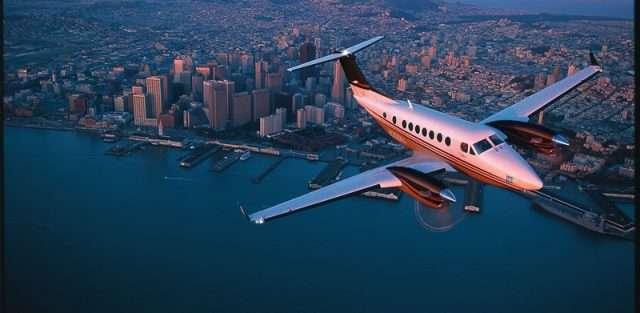 Beechcraft jet charters