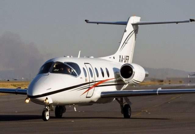 Beechcraft jet charters_Beechjet 400