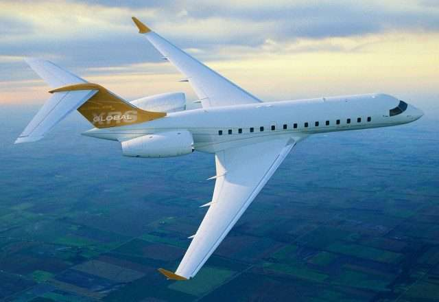 Bombardier Global Express 5000