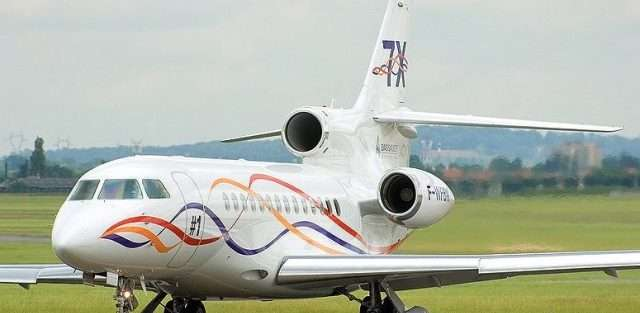 Dassault Aviation Falcon 7X