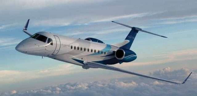 Embraer business jets_Legacy 650