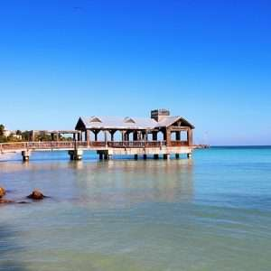 charter flights to key west