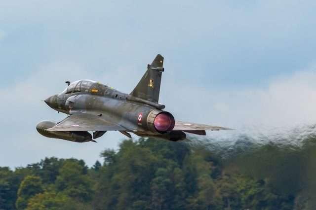 Dassault Aviation Mirage 2000