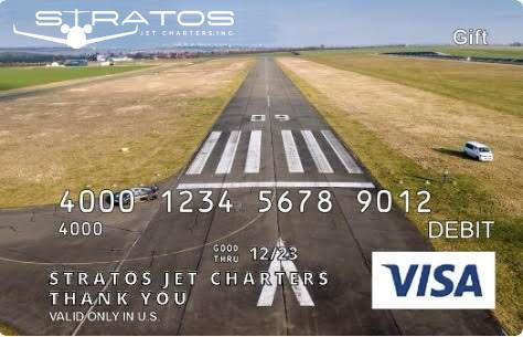 Private Jet referral Bonus