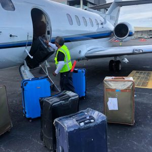 What Can You Bring as Private Jet Luggage?