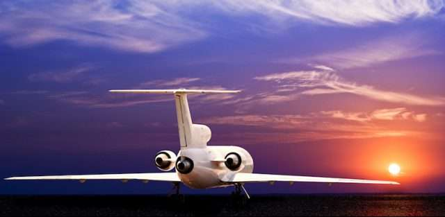 private jet charter runway length