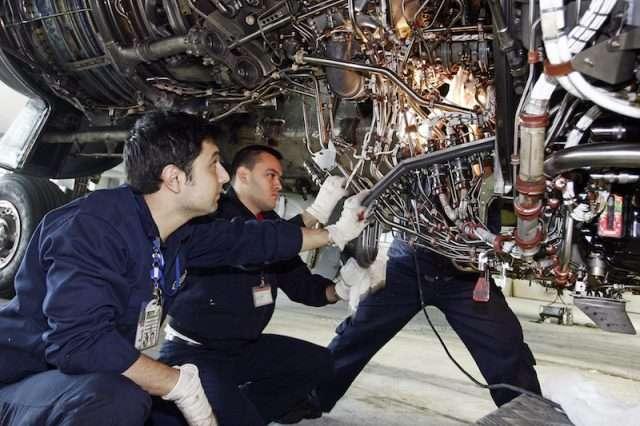 private jet charter maintenance