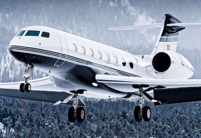 Gulfstream 650 Private Jet