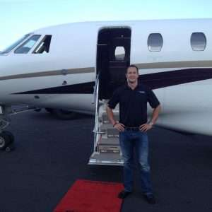 Get to Know Our Private Jet CEO: Joel Thomas