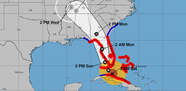 Hurricane Irma Florida Airports No Longer Closed Ceased - Florida airports map