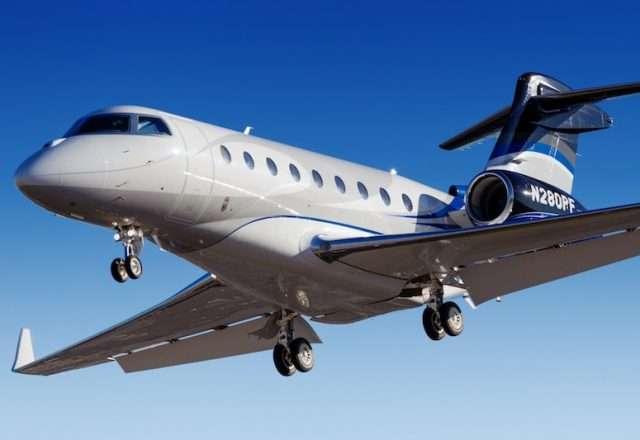 Gulfstream G280 Private Jet Charter