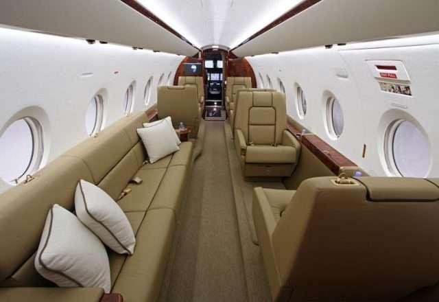 Charter Gulfstream G280 Private Jet