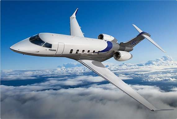 Super-midsize Private Jet Charters
