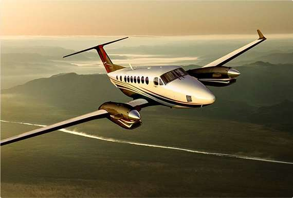 Turboprop Charter Flights
