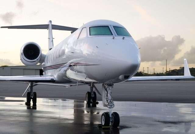Private Jet Gulfstream G450