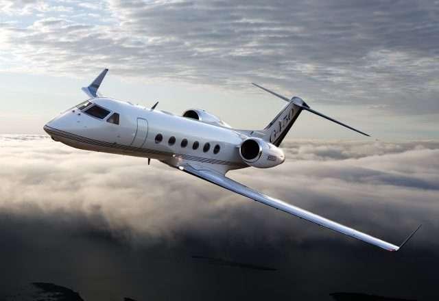 Book Gulfstream 450 Charter flights