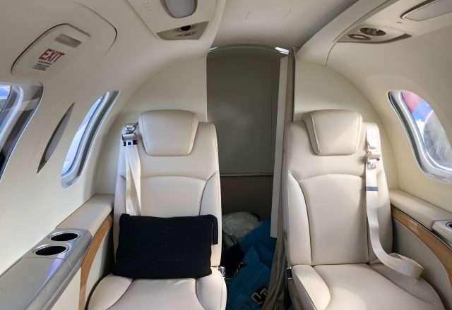 Honda Jet Private Charter