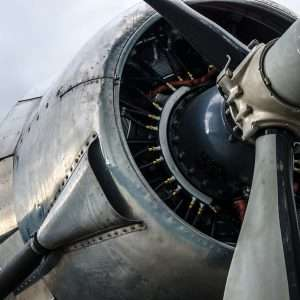 Piston charter flights