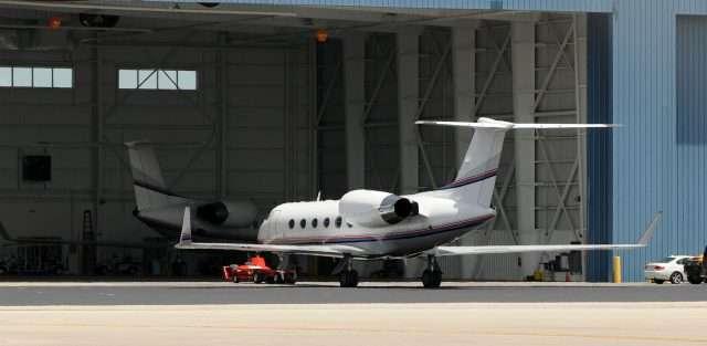 aircraft management company